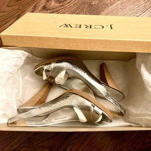 J. Crew high heels